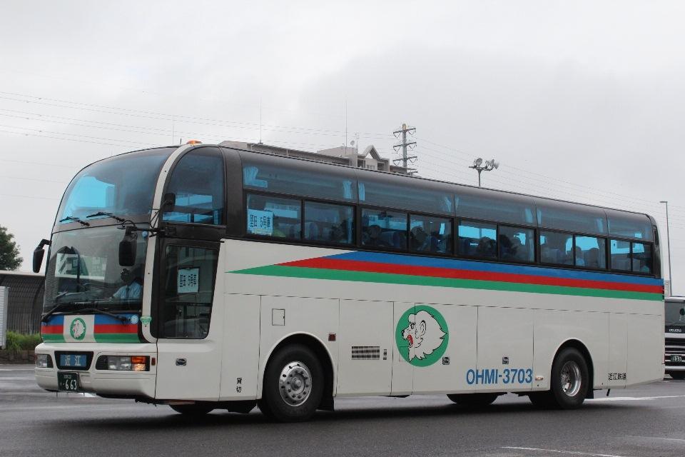 近江鉄道 3703