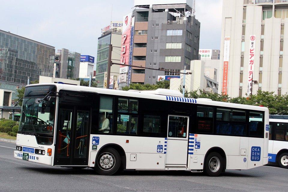 岡山電気軌道 525