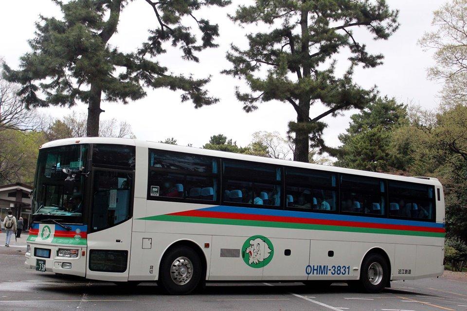 近江鉄道 3831