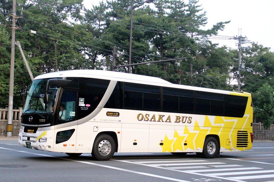 大阪バス あ111