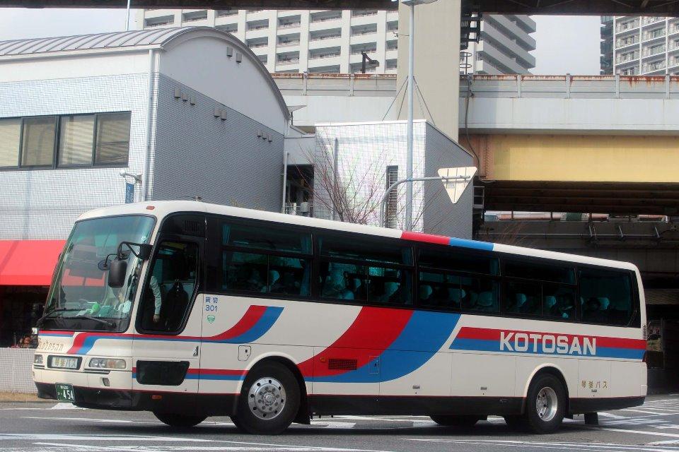 琴参バス か454