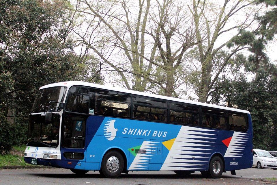神姫観光バス 4616
