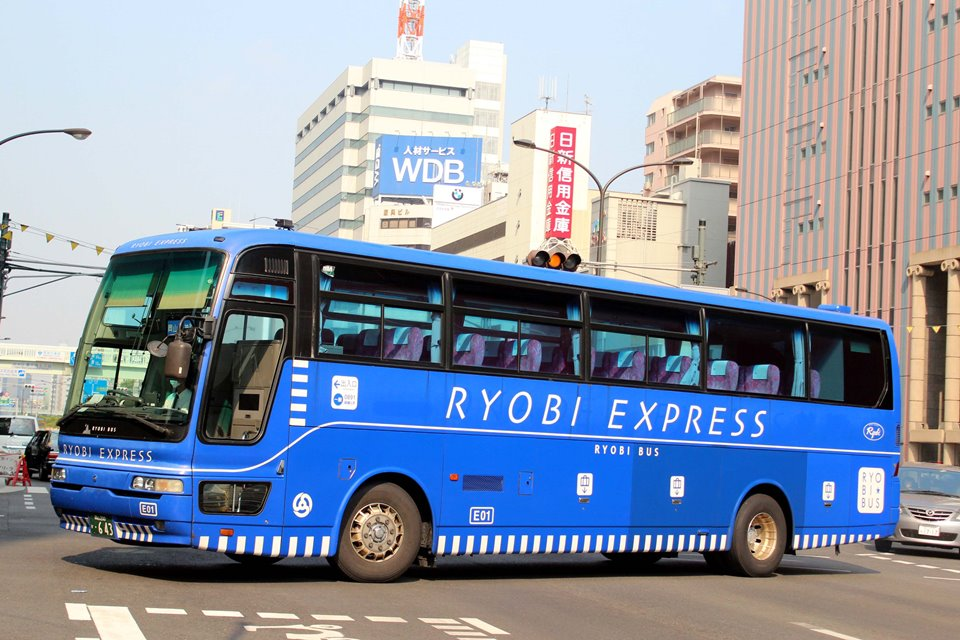 両備バス E01