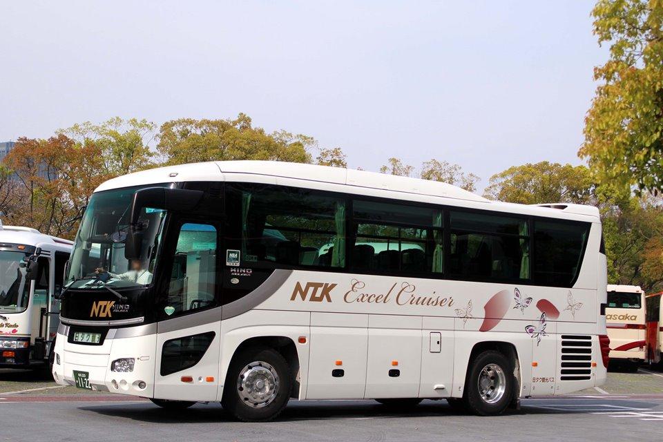 日タク観光バス か1122