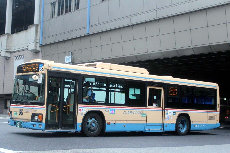 阪急バス 1007