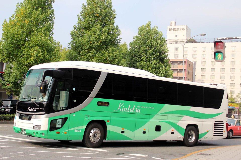 近鉄バス 8804