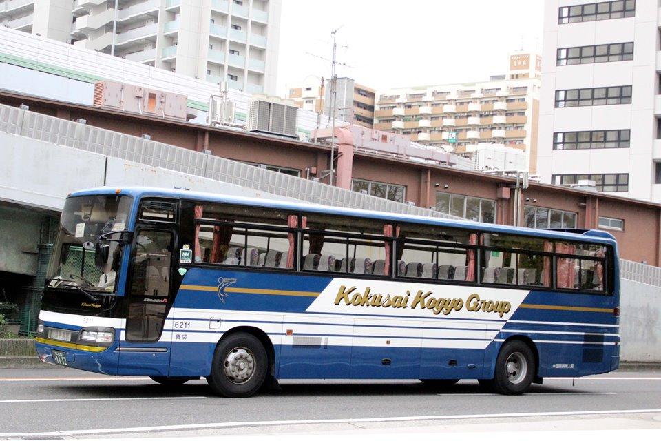 国際興業大阪 6211