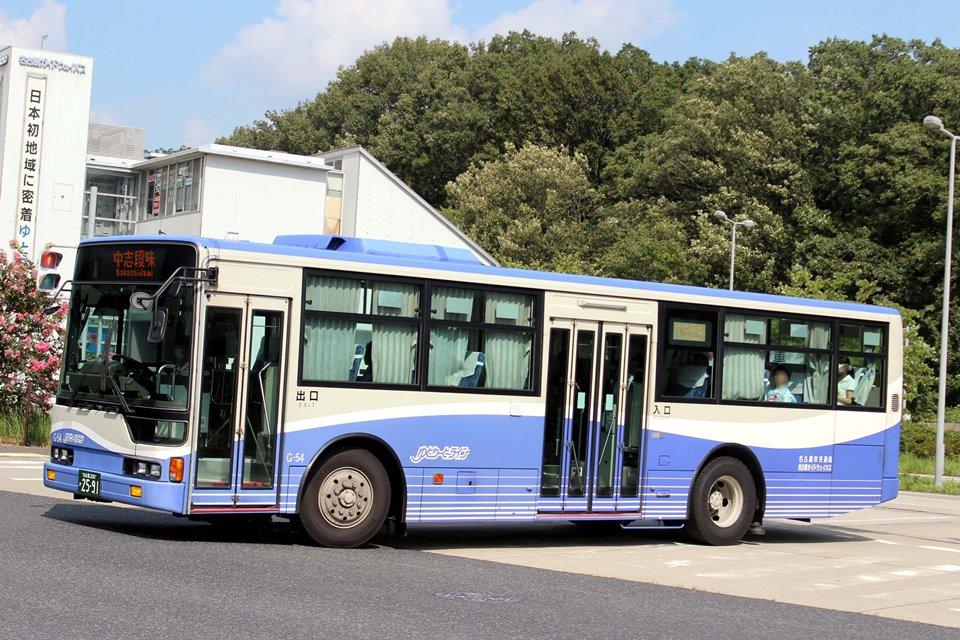 名古屋ガイドウェイバス G-54