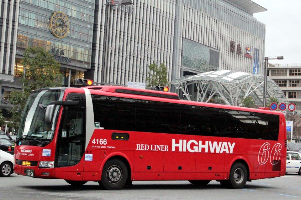 JR九州バス 644-11566