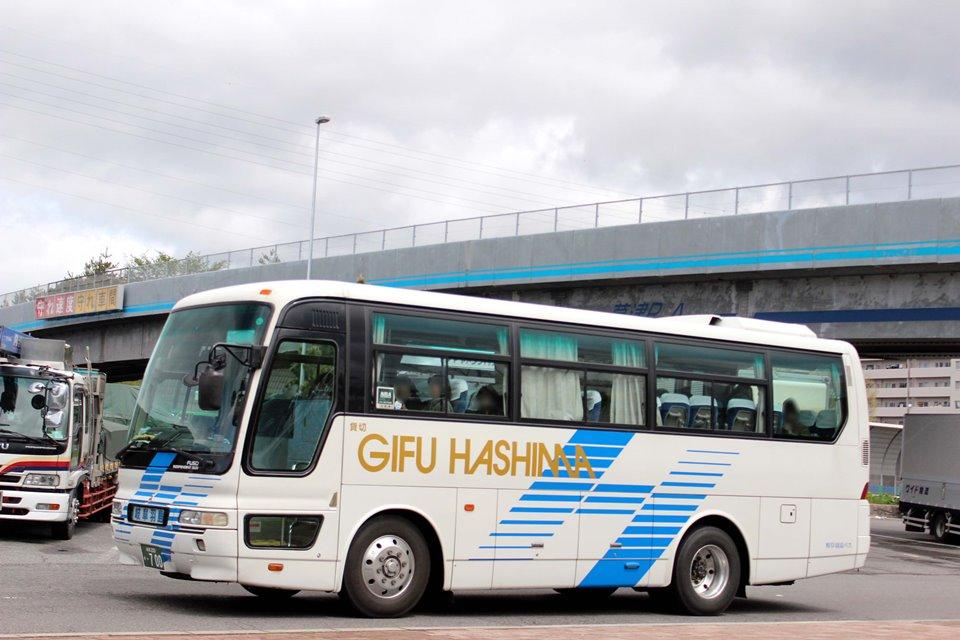 岐阜羽島バス か700