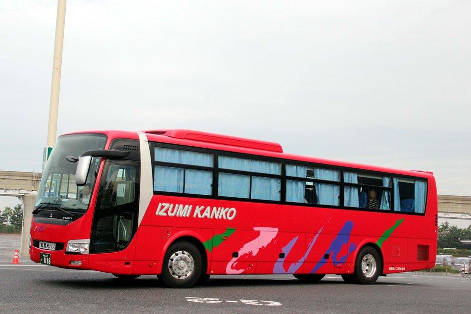 泉観光バス 232き888