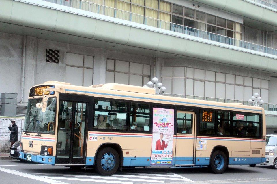 阪急バス 757