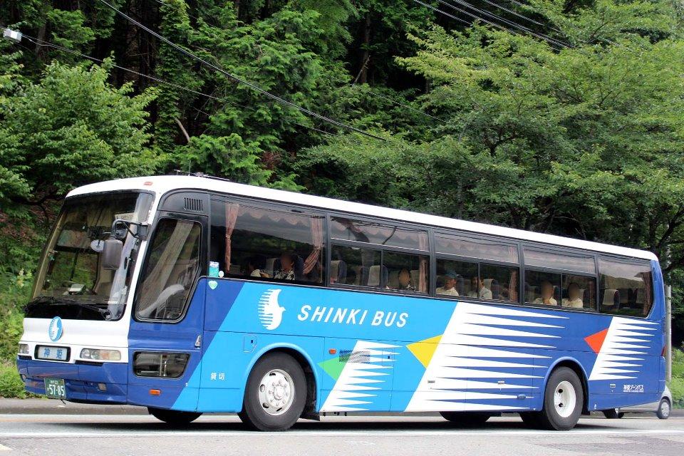 神姫ゾーンバス か5785