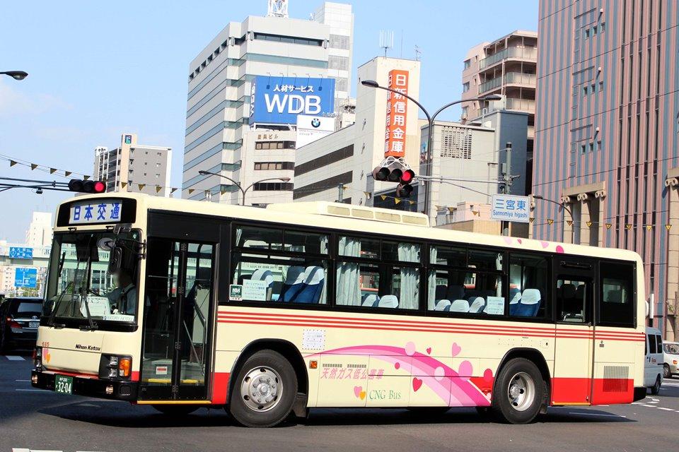 日本交通 685