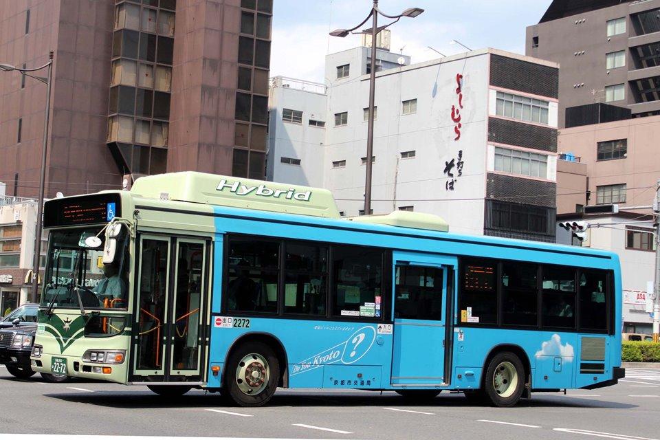 京都市交通局 か2272