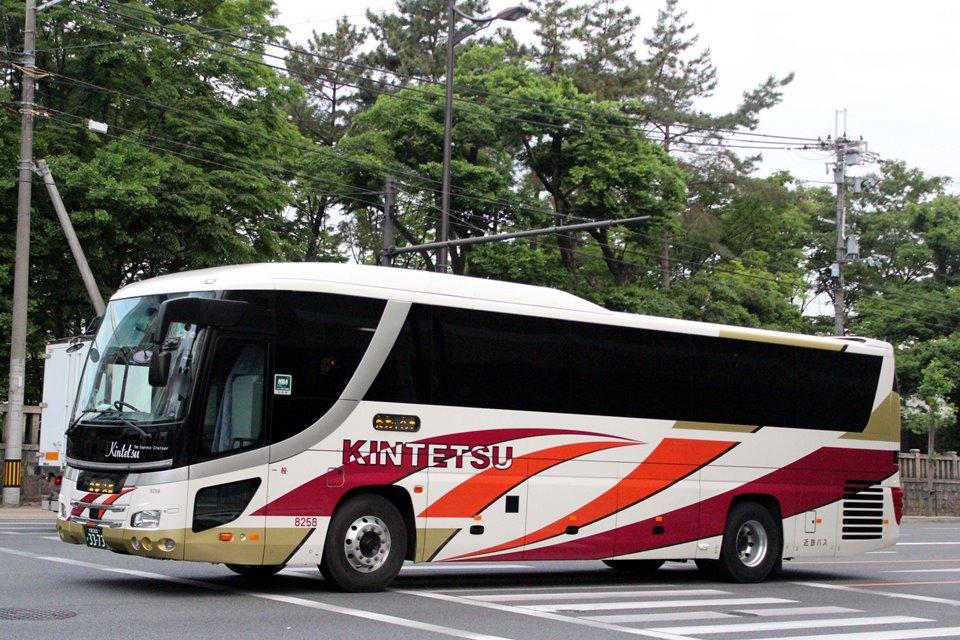 近鉄バス 8258