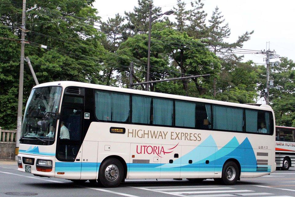 山交バス 73003
