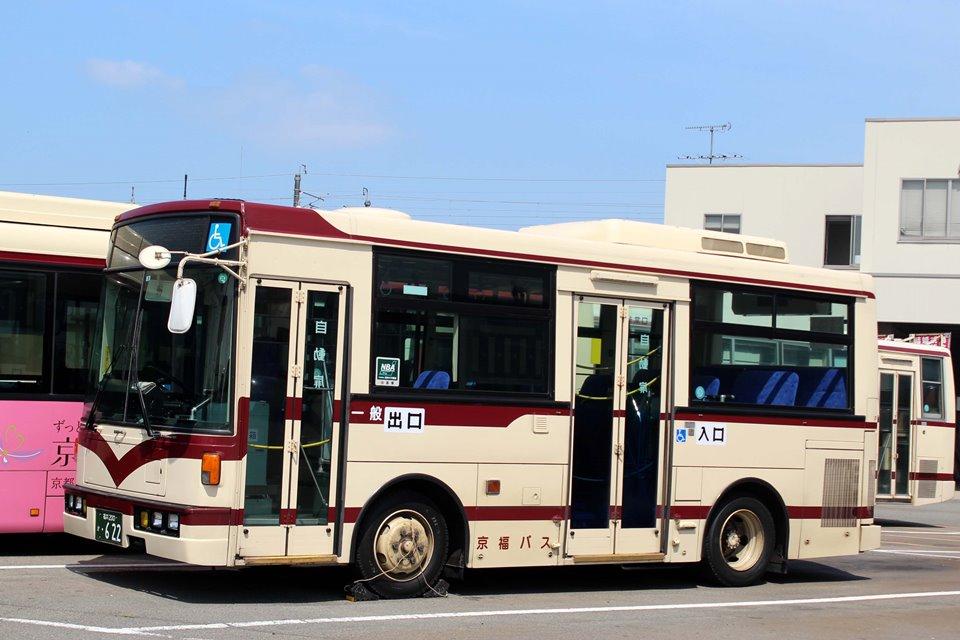 京福バス か622
