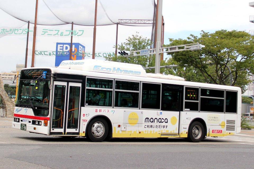 名鉄バス 7804