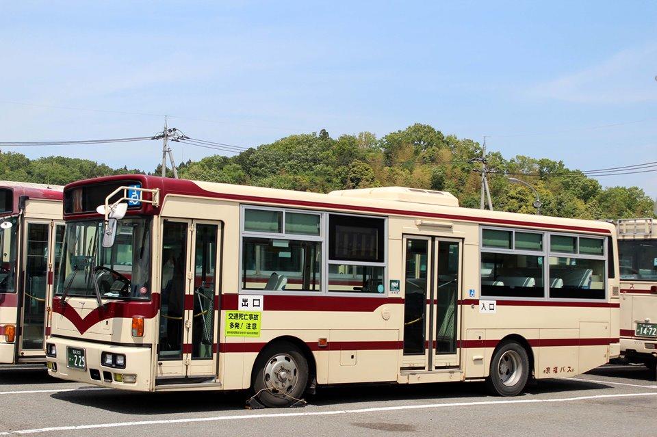 京福バス か229