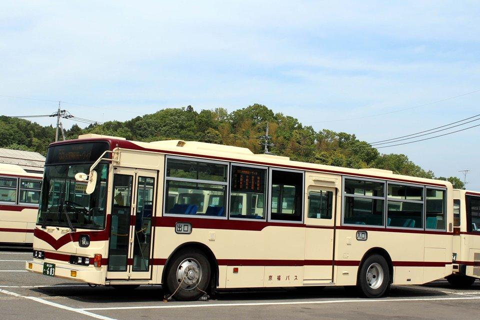 京福バス か683
