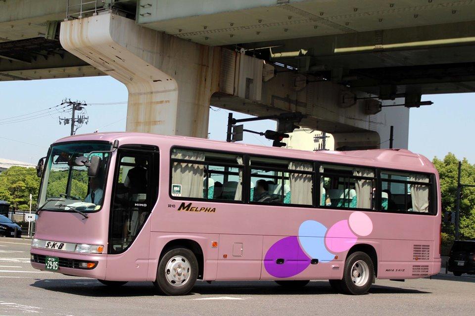 MAYA SKバス あ2905