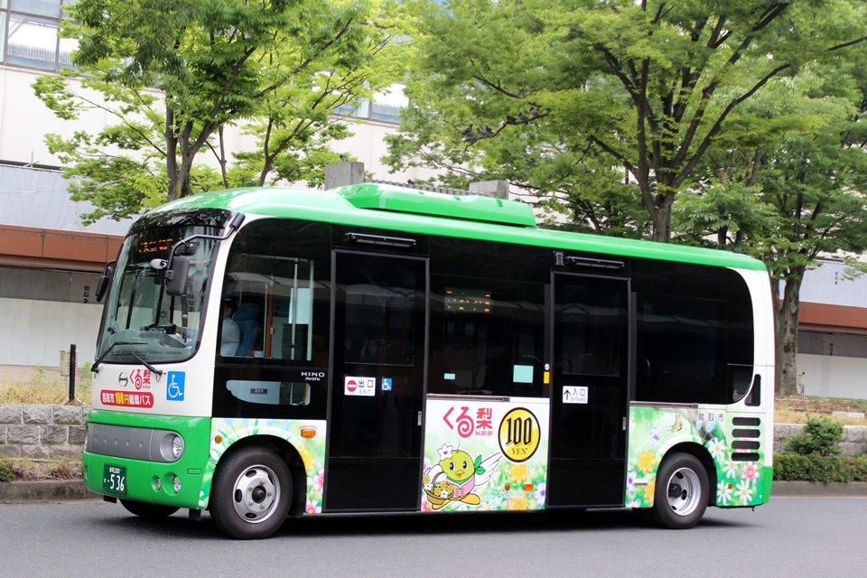 日本交通 か536