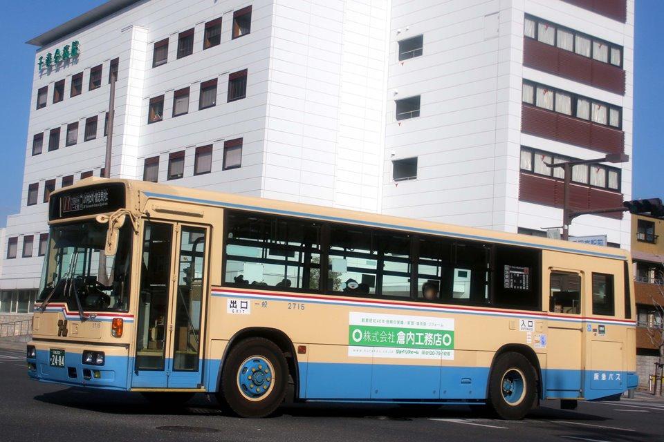 阪急バス 2715