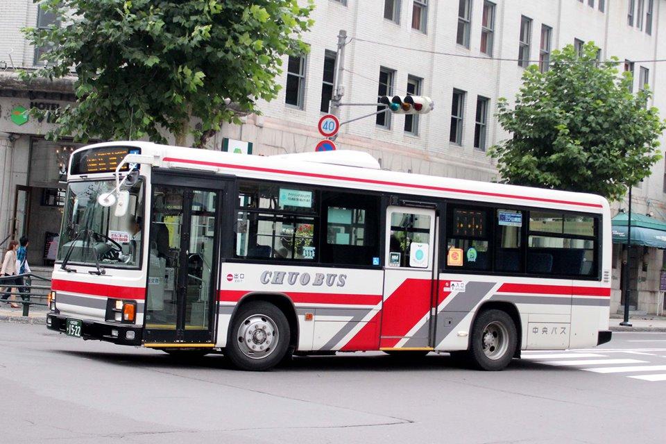 中央バス か1522