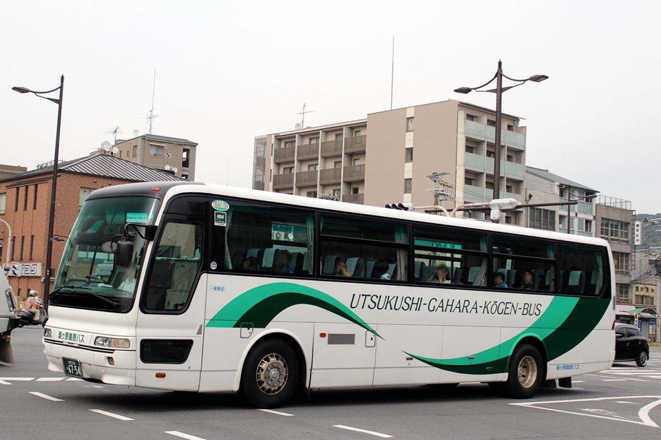 美ヶ原高原バス あ6754