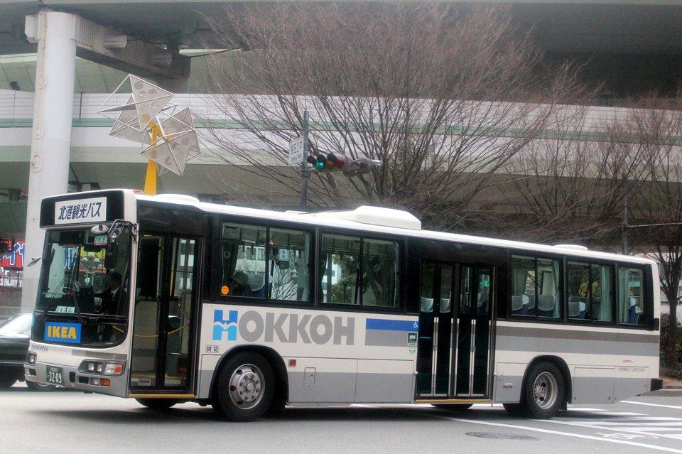 北港観光バス か3209