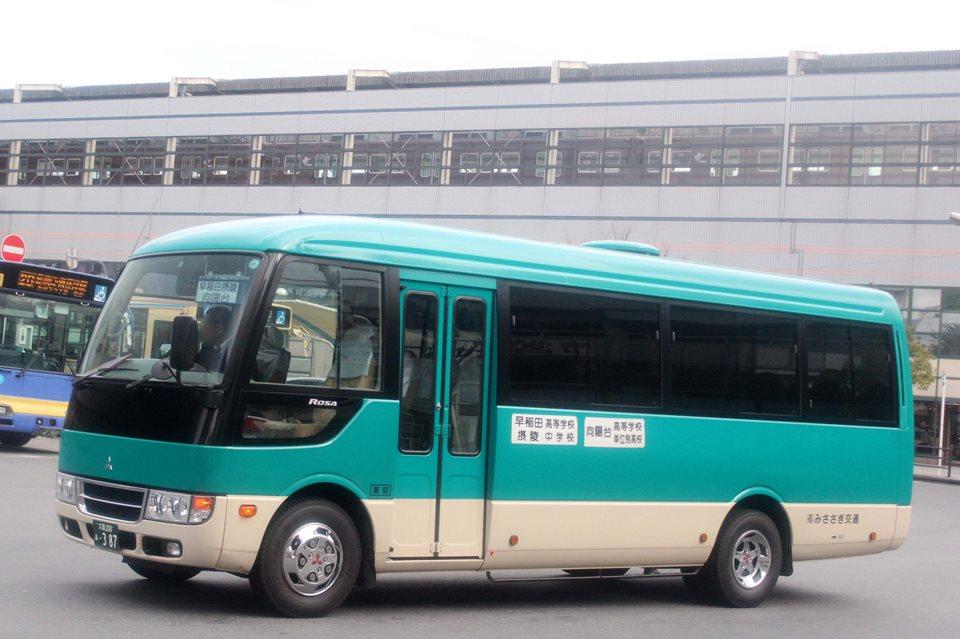 みささぎ交通 あ387