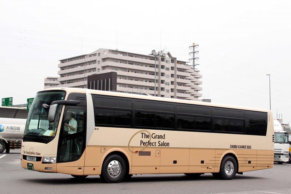 中部観光バス え1