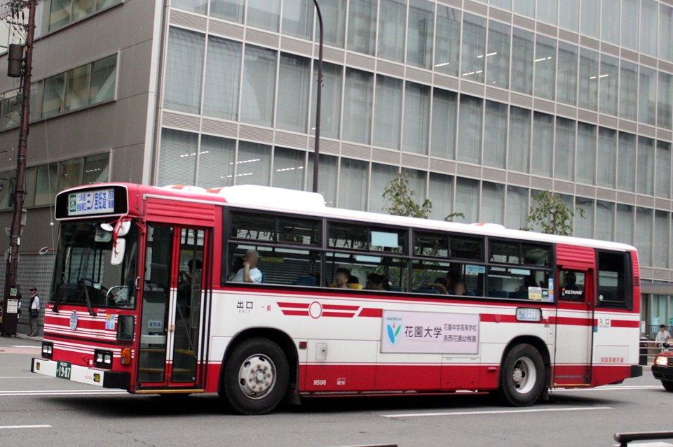 京阪京都交通 N596