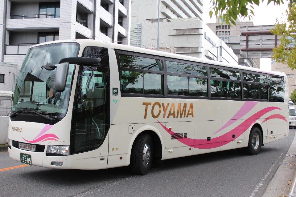 富山地方鉄道 あ3605
