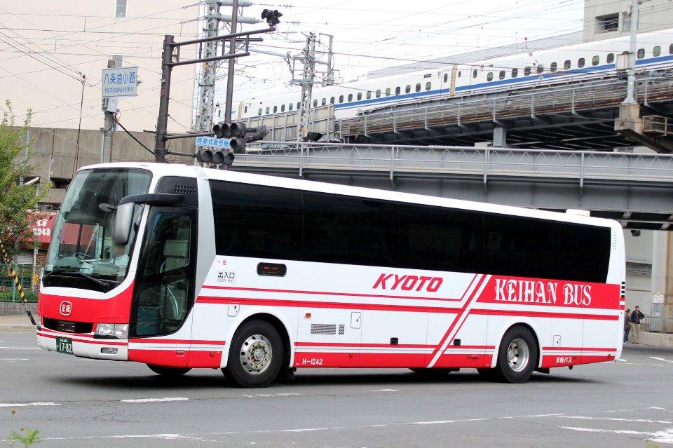 京阪バス H-1242