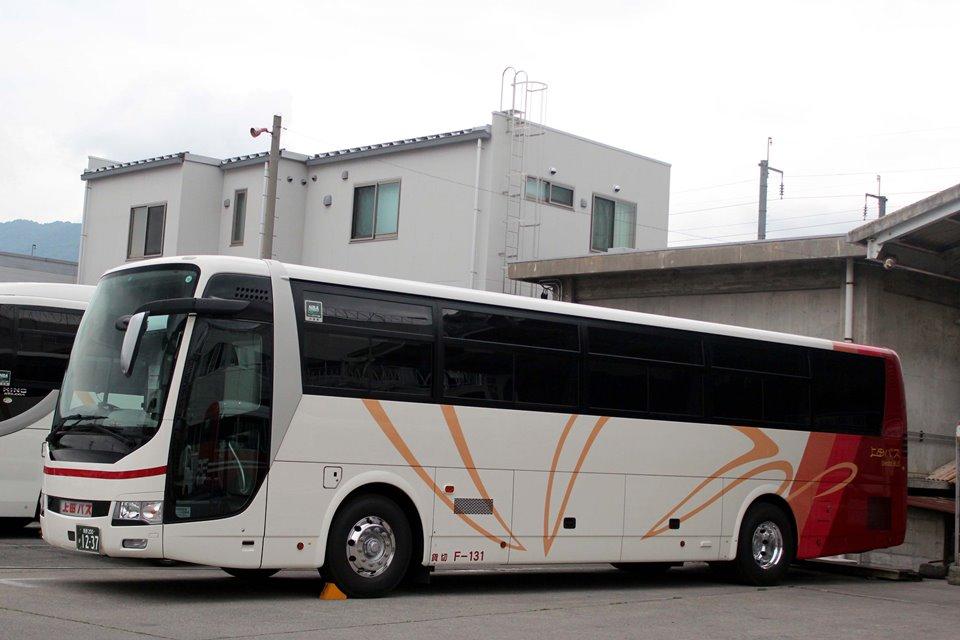 上田バス F-131