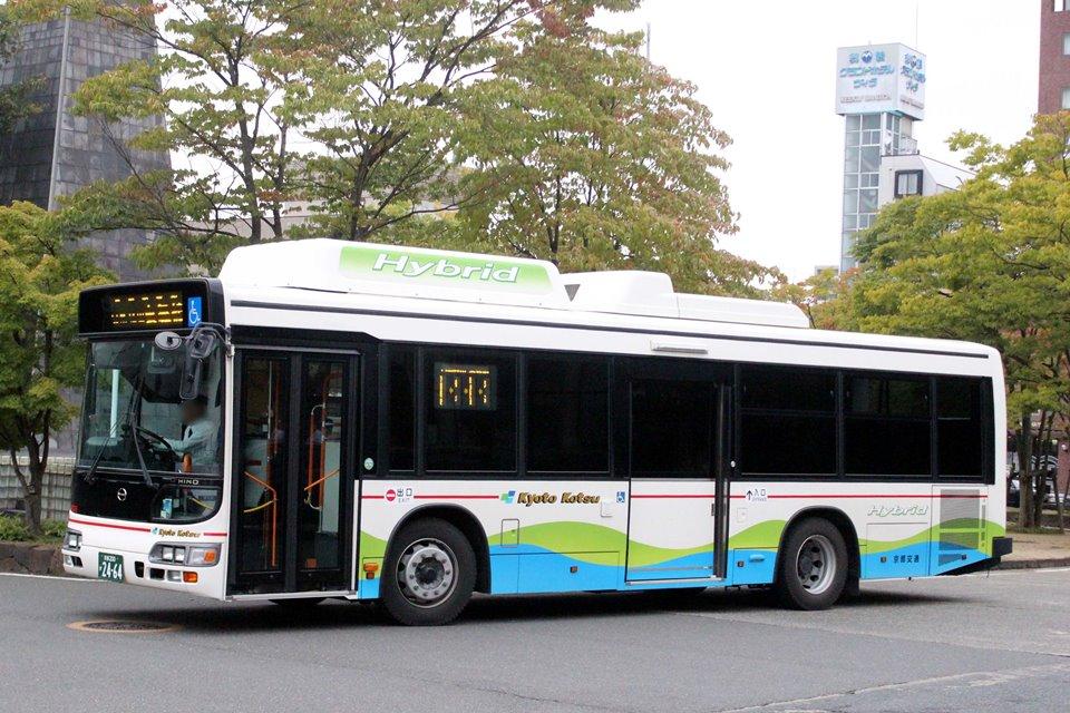 京都交通 826