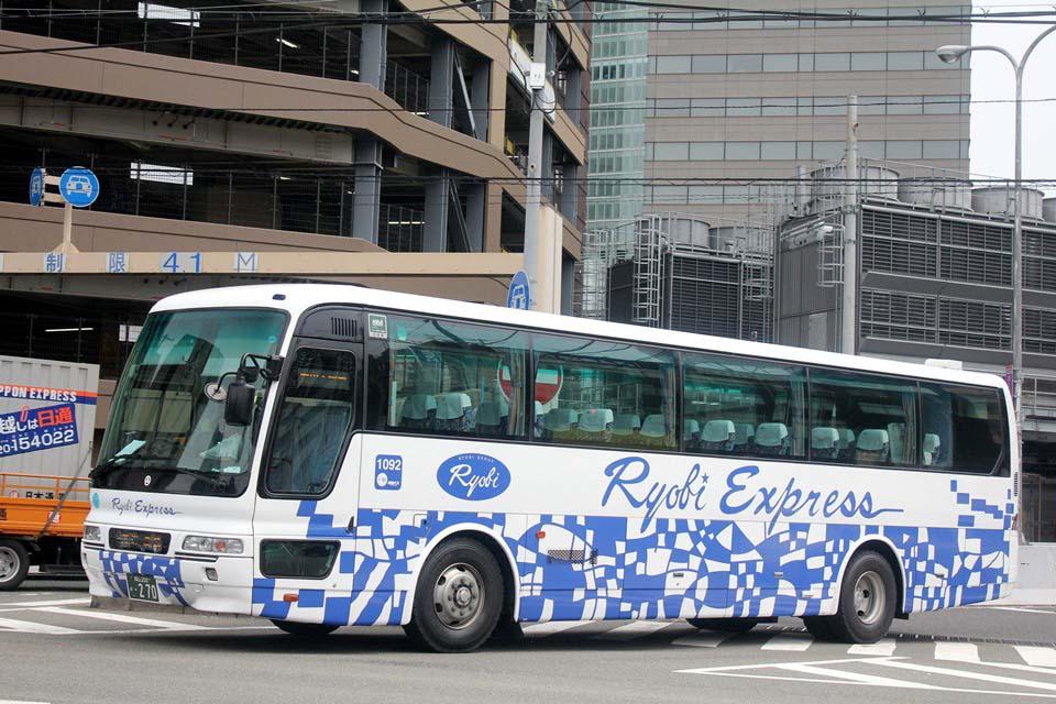 両備バス 1092