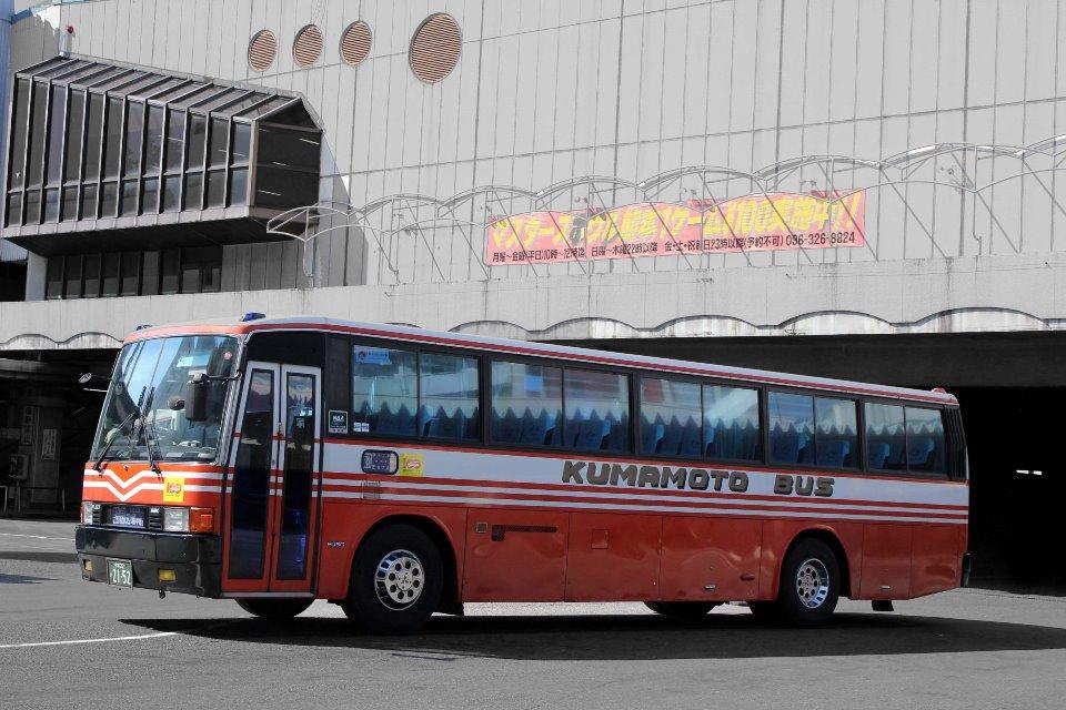 熊本バス か2152