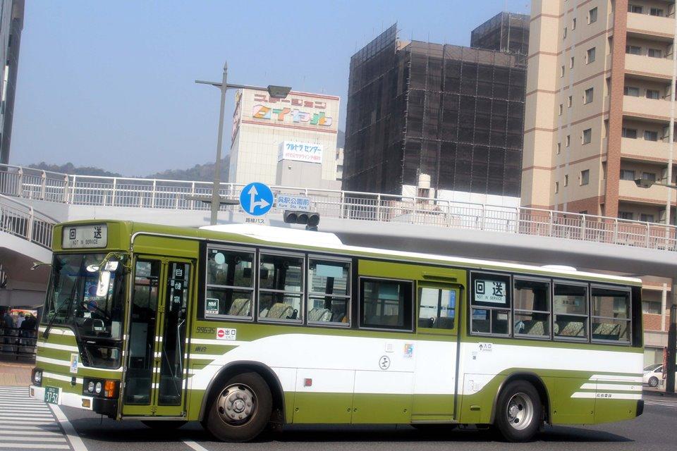 広島電鉄 99635