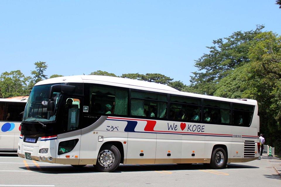 神戸バス か3627