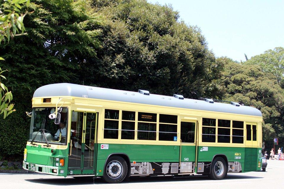 三重交通 543
