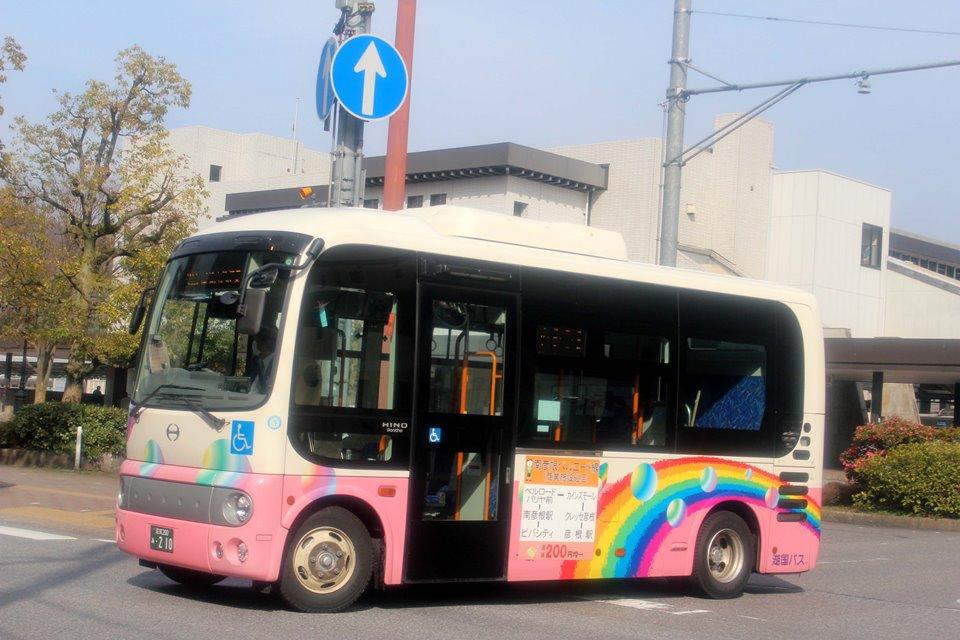 湖国バス あ210