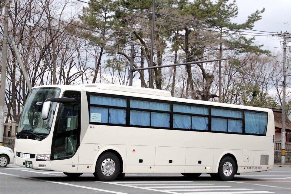 青垣観光バス か2687