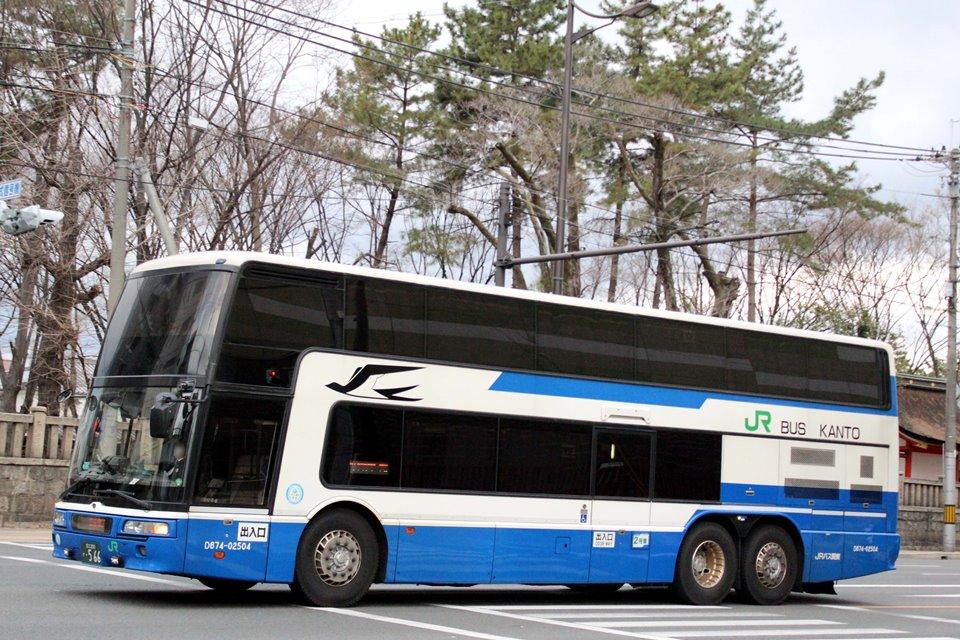 JRバス関東 D674-02504