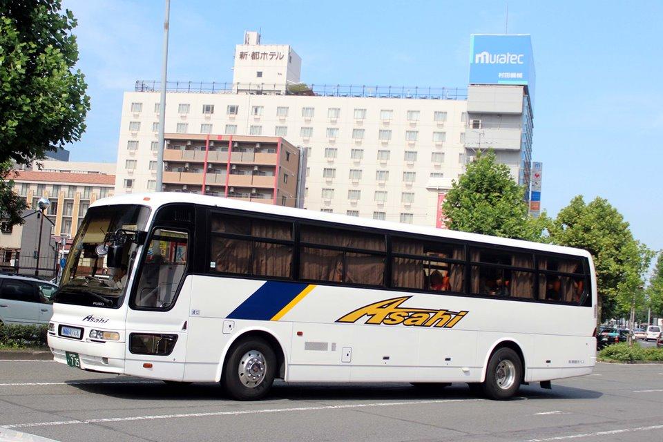 旭観光バス か725