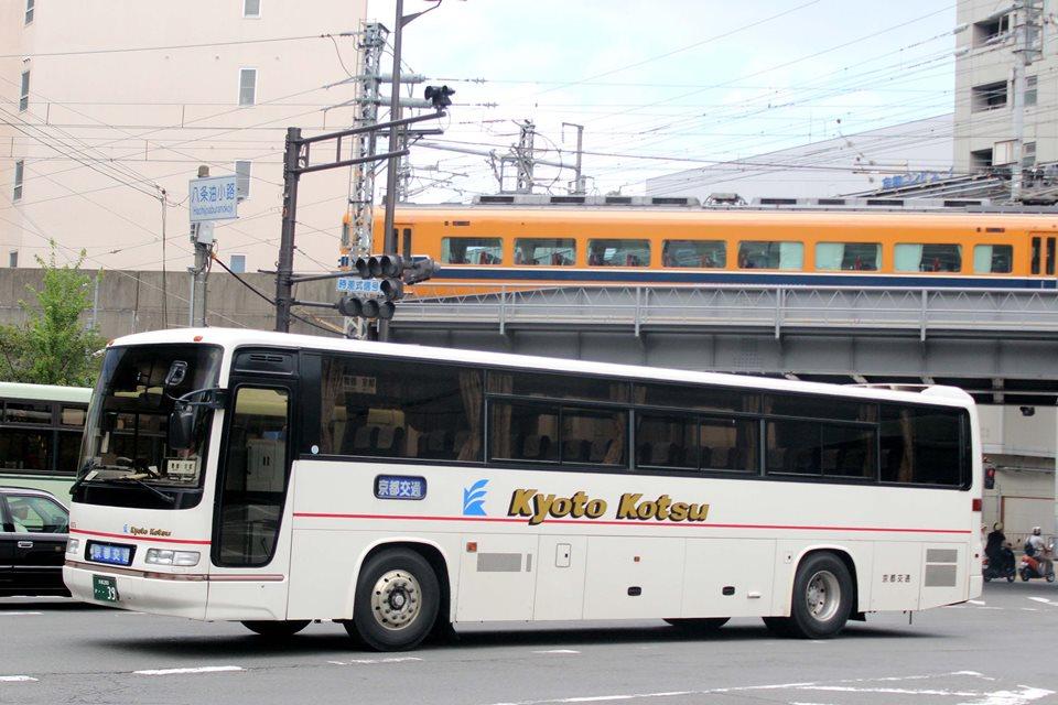 京都交通 803