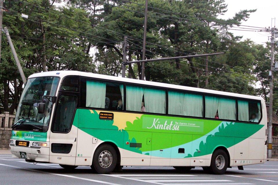 近鉄バス か3474