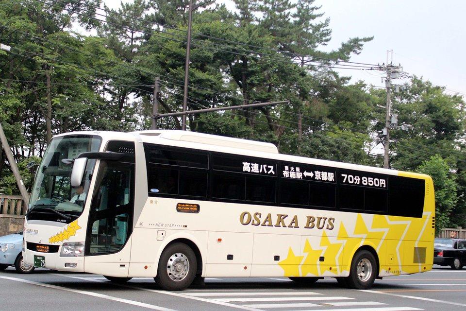 大阪バス あ75